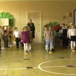 Игры подвижные для группы детей