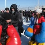 Подвижные игры на улице зимой и летом
