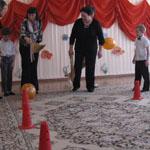 Подвижные игры в детском саду, праздник 8 марта