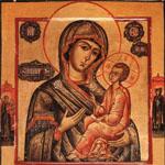 Явление Тихвинской иконы Божией Матери