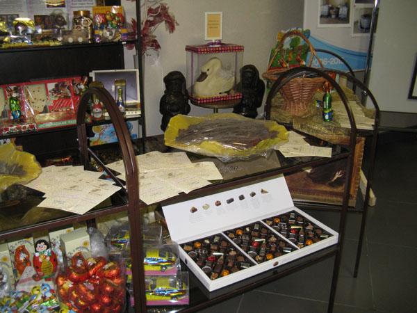 Музейная ночь. Дегустация шоколада