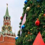Главная елка страны в Кремле