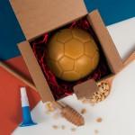 """Оригинальный сладкий подарок """"Футбольный мяч"""""""